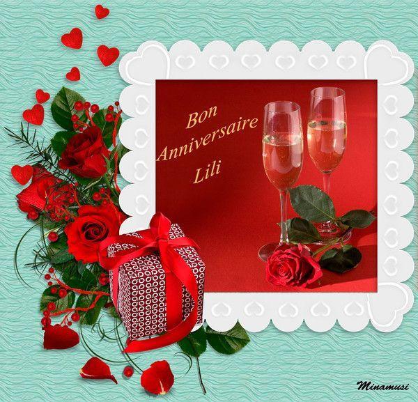 Cadeau pour Lili